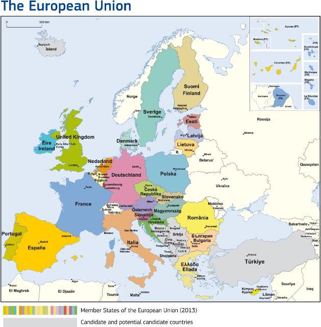 aides européennes collectivités locales